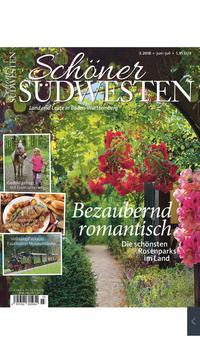 Schöner Südwesten Magazin poster