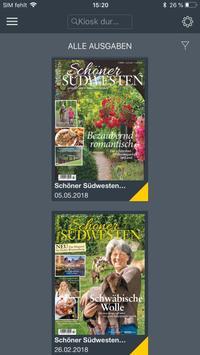 Schöner Südwesten Magazin screenshot 2