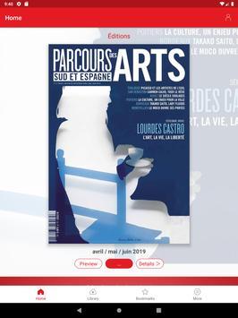 Parcours des arts screenshot 2