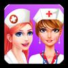 Virtual Nurse DressUp: Princess Dress Up icon