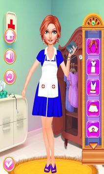 Virtual Nurse DressUp: Princess Dress Up screenshot 3