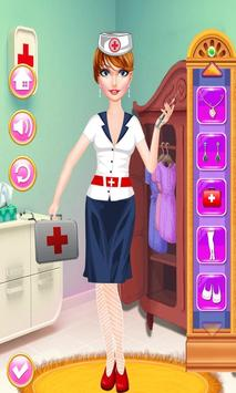 Virtual Nurse DressUp: Princess Dress Up screenshot 2