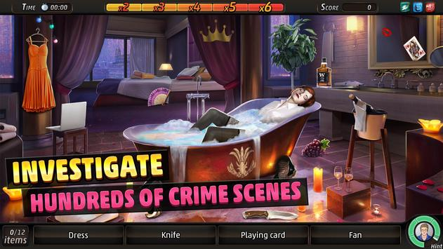 Criminal Case: Save the World! screenshot 5