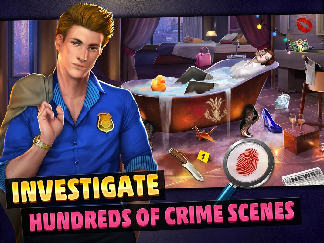 Criminal Case Save The World For Android Apk Download