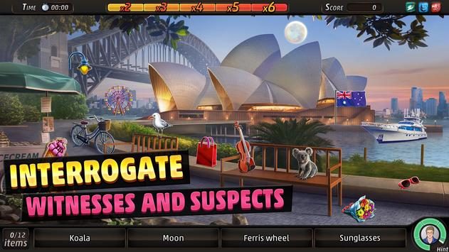 Criminal Case: Save the World! screenshot 8
