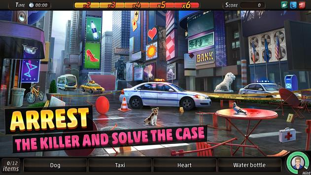 Criminal Case: Save the World! screenshot 9