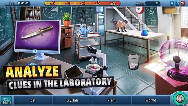 Criminal Case: The Conspiracy screenshot 7