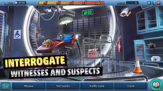 Criminal Case: The Conspiracy screenshot 8