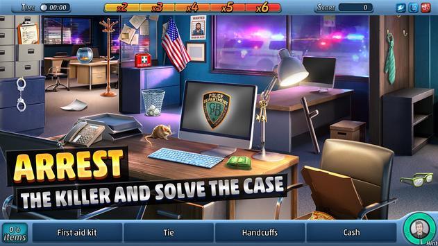 Criminal Case: The Conspiracy screenshot 9