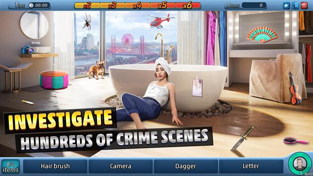 Criminal Case: The Conspiracy screenshot 10