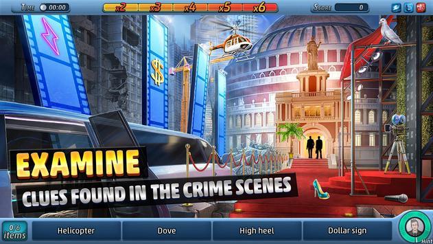 Criminal Case: The Conspiracy screenshot 1