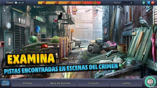 Criminal Case captura de pantalla 6