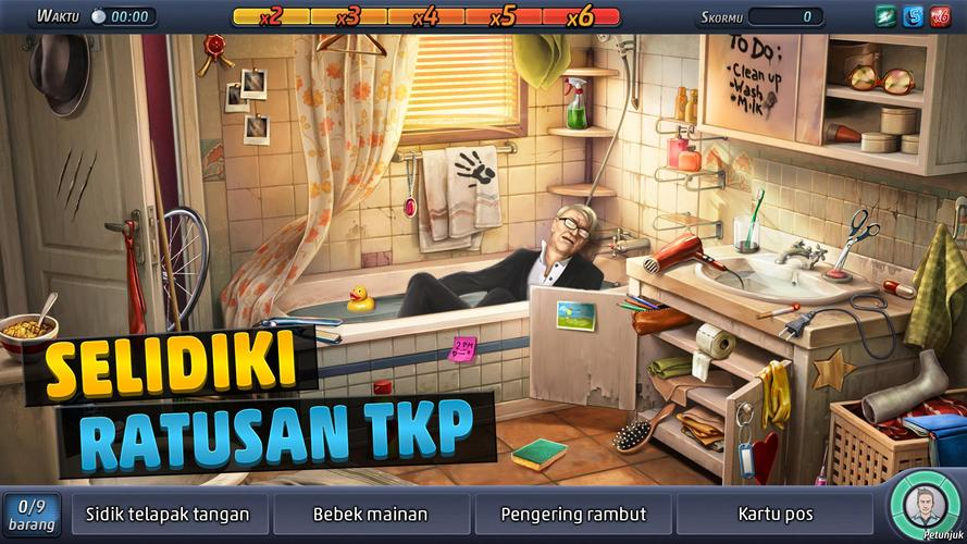 Wow! Criminal Case  - APK Download Game Android Terbaru