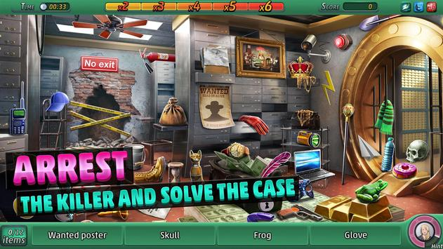 Criminal Case: Pacific Bay screenshot 14