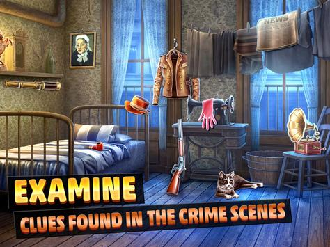 Criminal Case: Mysteries of the Past! imagem de tela 7