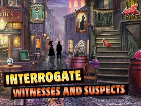 Criminal Case: Mysteries of the Past! imagem de tela 9