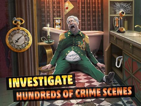 Criminal Case: Mysteries of the Past! imagem de tela 12