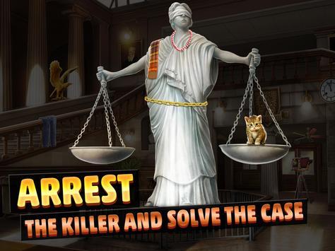 Criminal Case: Mysteries of the Past! imagem de tela 16