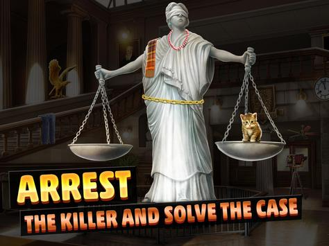 Criminal Case: Mysteries of the Past screenshot 16