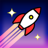 Go Space - Space ship builder आइकन