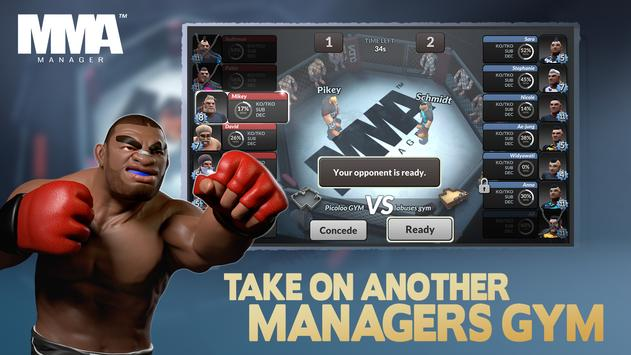 MMA Manager screenshot 14