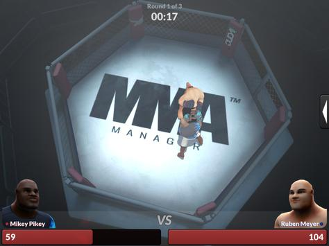 MMA Manager screenshot 23