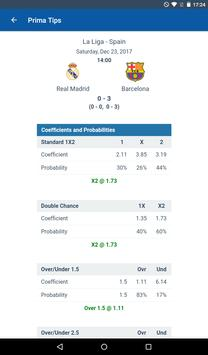 Football Predictions Prima Tips screenshot 22