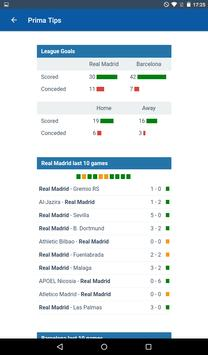 Football Predictions Prima Tips screenshot 23