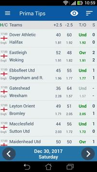 Football Predictions Prima Tips screenshot 2