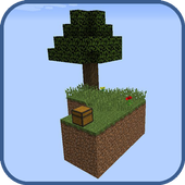 Modern Skyblock: Survival Island Map for Minecraft for