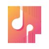 Musikspieler Audio & MP3 Player app Zeichen