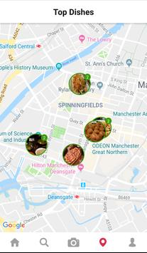 PrimePlate - Find and share the best food near you screenshot 2