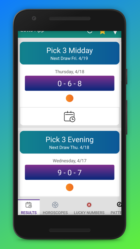 Ohio Lottery Results App for Android - APK Download