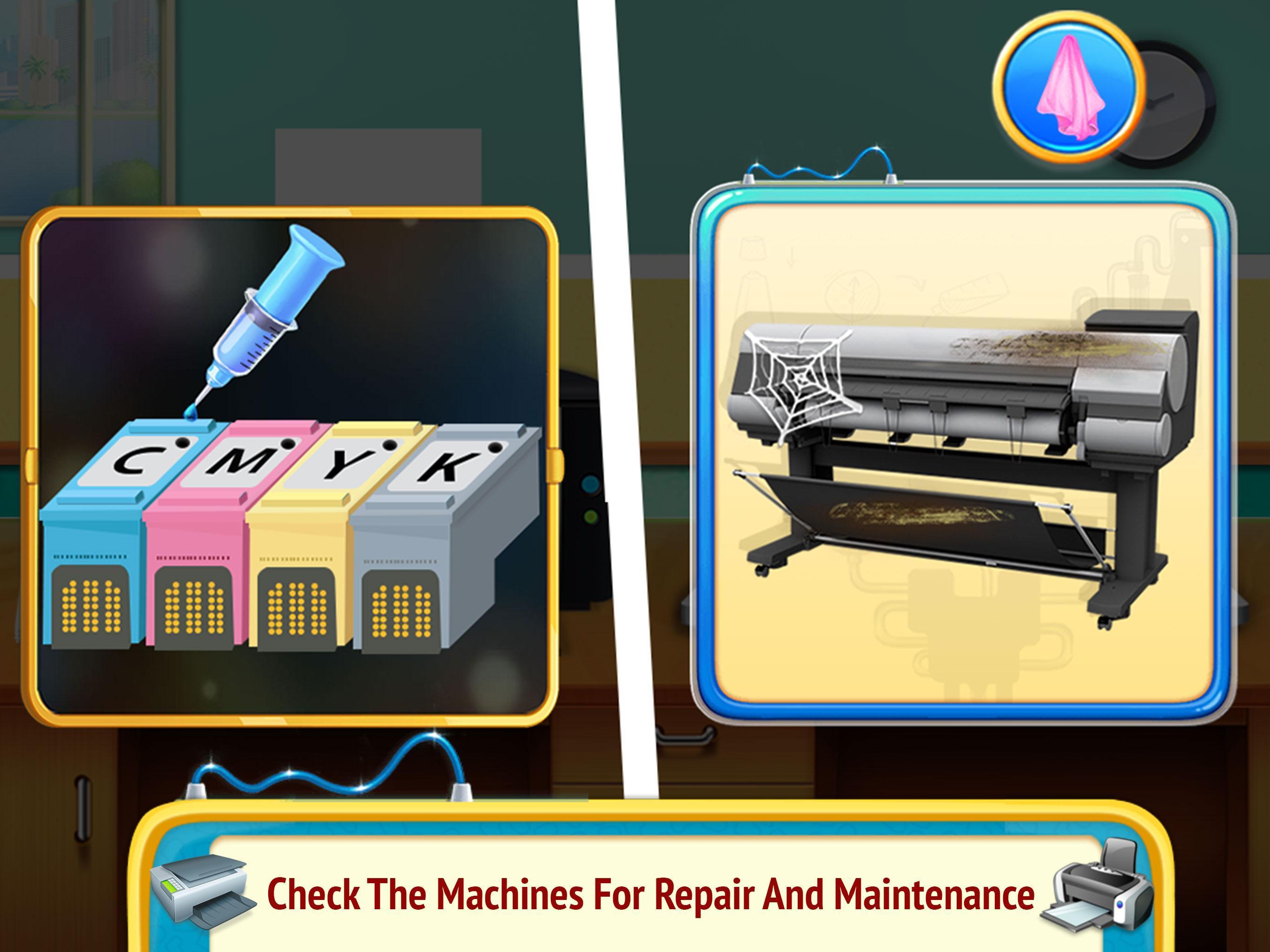 Printer Simulator