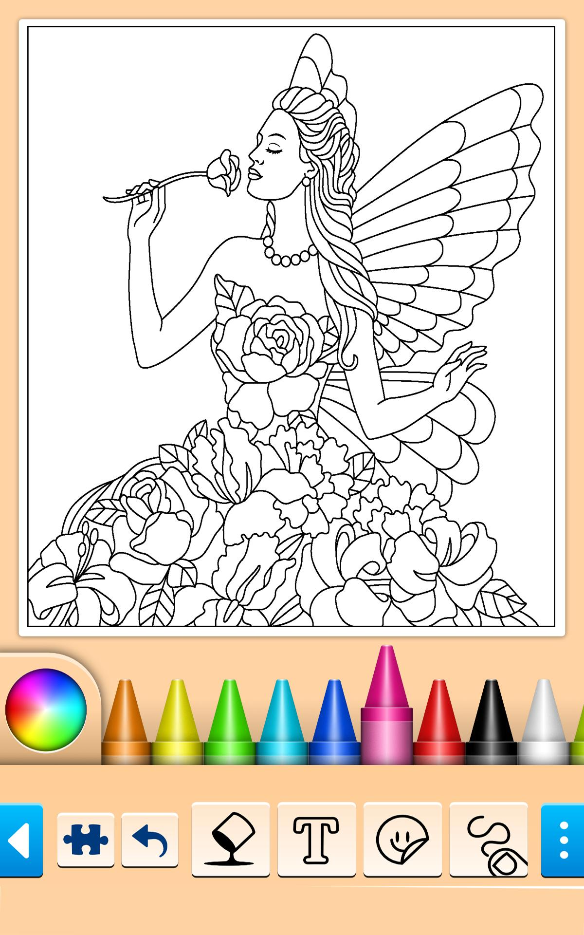Princess Coloring Game for Android - APK Download
