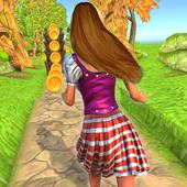 Princess Jungle Runner: Subway Run Rush Game 2020 icon