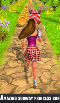 Princess Jungle Runner: Subway Run Rush Game 2020 screenshot 5