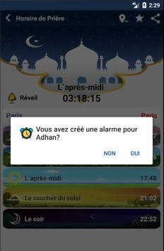 Les Horaires de Prière screenshot 7