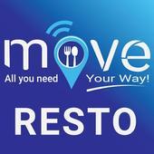 Move App Restoran icon