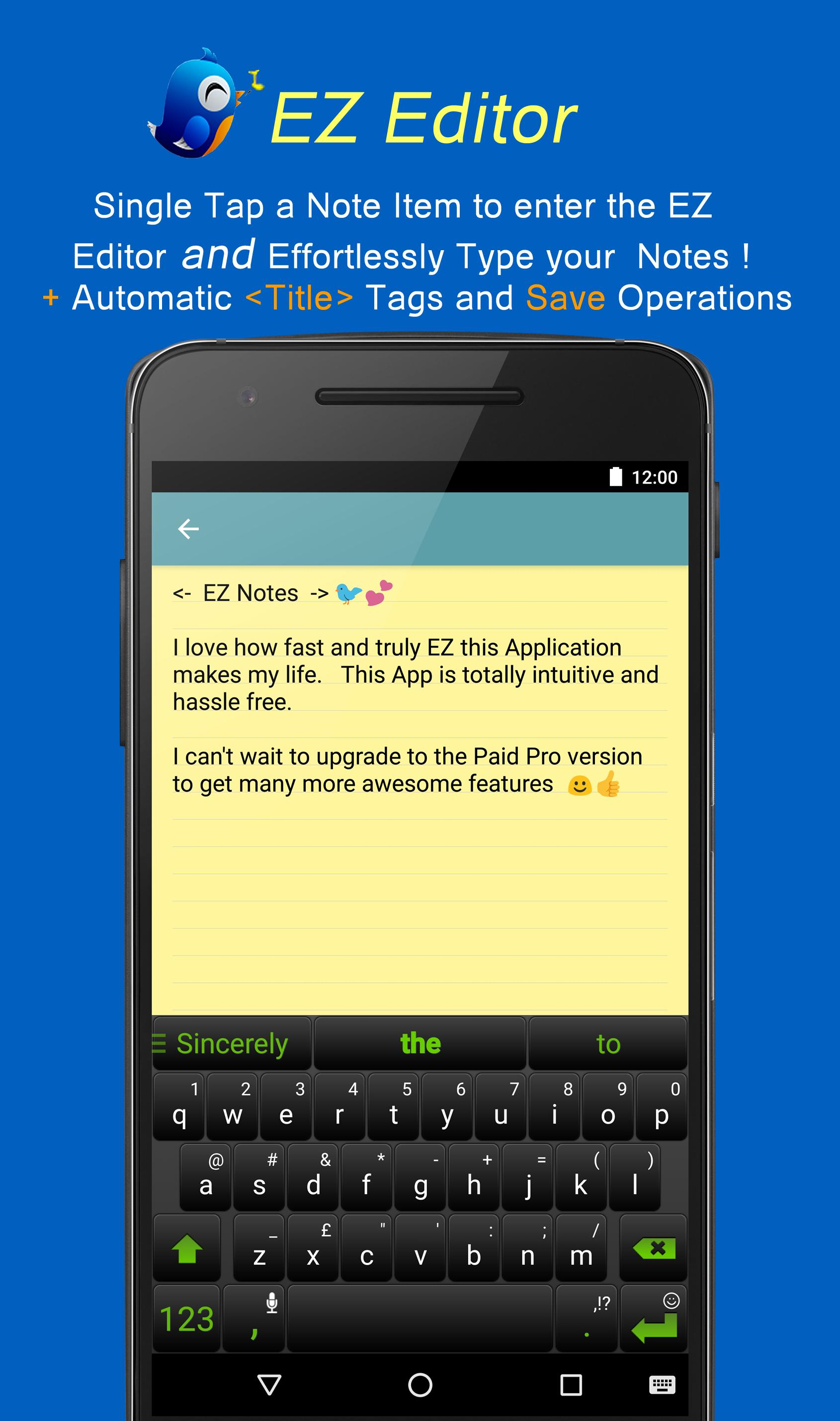 Notes App Download For Mobile