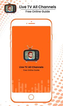 Live TV All Channels Free Online Guide poster