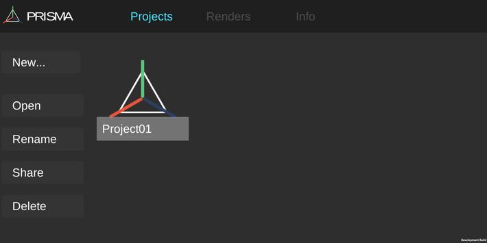 Prisma3D скриншот 4