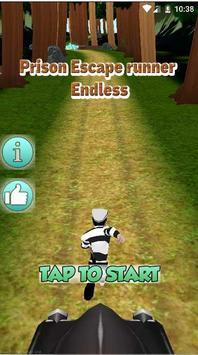 Poster Prison Escape runner Endless