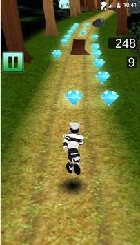 2 Schermata Prison Escape runner Endless