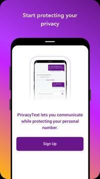 PrivacyText captura de pantalla 1