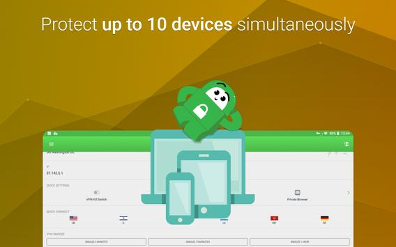 VPN by Private Internet Access screenshot 11