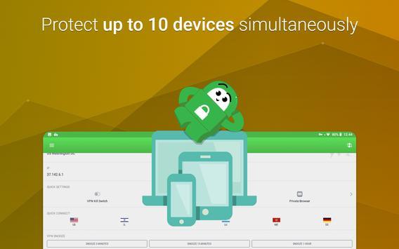 VPN by Private Internet Access screenshot 17