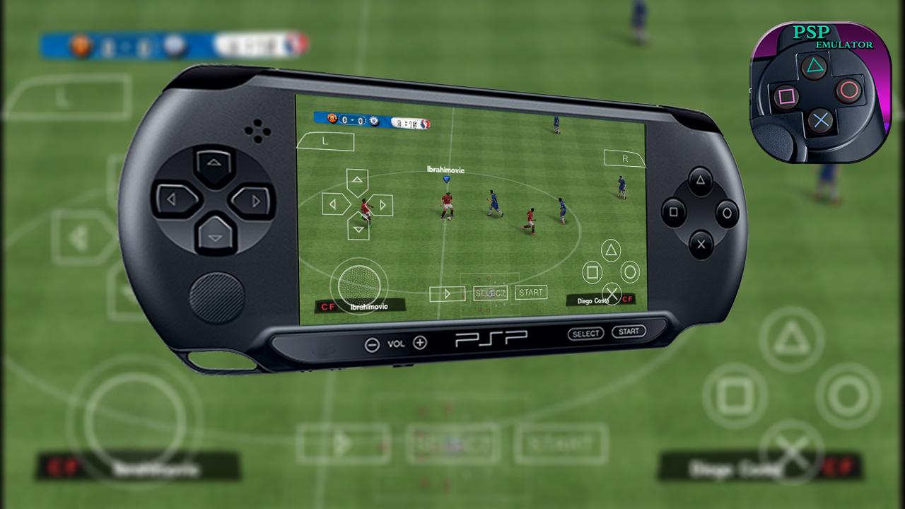 New PSP-Emulator 19 for Android - APK Download