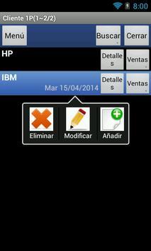 ErpLite captura de pantalla 1
