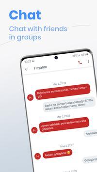 Messages captura de pantalla 1